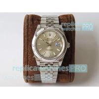 Quality AR Factory Rolex Datejust II Swiss ETA2824 Silver Dial 904L Jubilee Watch 41mm for sale