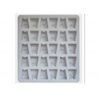 China Higher Strength Concrete Spacer Molds PP Material Reusable Long Service Life on sale