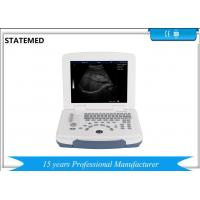 Quality Human Pregnancy Examination Trolley Ultrasound Scanner 24 Month Warranty for sale