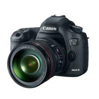 China Canon EOS 5D Mark III Full Frame Digital SLR Camera with EF 24-105mm IS Lens on sale