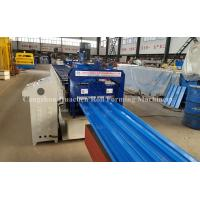 Quality 24 Rollers Steel Roofing Sheet Roll Forming Machine With 12 Month Warranty for sale