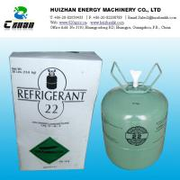 Quality R22 replacement refrigerants , HFC Refrigerants R22 GAS Colorless at room temperature for sale