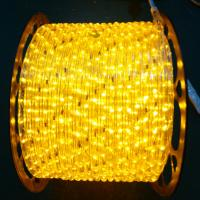 Quality led rope light for christmas decorations for sale