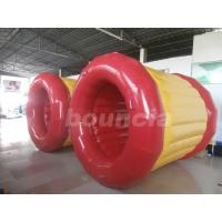 China Water Park Inflatable Floating Water Roller For Sale on sale