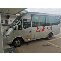 Quality 2013 Year Used Coaster Bus MT 17 Seats Mini Bus Diesel LHD 2798ml Displacement for sale