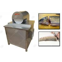 Quality Stainless Steel Meat Processing Machine , Fish Head Cutting Machine High Efficiency for sale