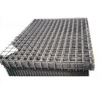 Quality 65 Mn Steel Quarry Screen Mesh Square Opening For Screening Rock/Gravel/Stone for sale