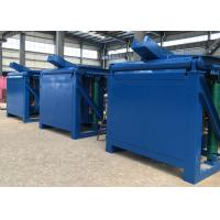 China Series connection 3 ton capacity medium frequency induction melting steel furnace on sale