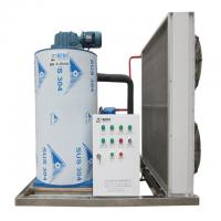 Quality Air Cooling / Water Cooling Flake Ice Making Machine With 1 Years Warranty for sale