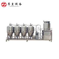 Quality Hot new products brewing equipment 50L 100L 200L homebrew home micro brewery used for sale mini beer pub for sale