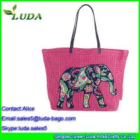Quality woven shopping bag for sale