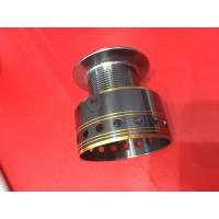 China Fashion Custom Cold Forging CNC Machining Parts with Gold Silver Anodized on sale