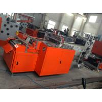 Quality 150 - 450mm Width Film Wrapping Machine for Kitchen aluminum Foil Rolls Packing for sale