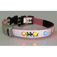 China Nylon dog collar, pet belts, cat collar,dog belts on sale