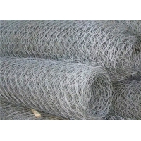 Quality Bwg19 Bwg18 0.55mm 0.7mm Galvanized Hexagonal Wire Mesh for sale