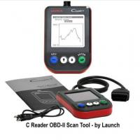 Quality Launch Code Reader CreaderV Stand alone operation Works with allOBD-II/EOBD/JOBD(Becky) for sale