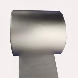 Quality Aluminum Foil Top Self Adhesive Aluminum Foil Butyl Rubber Tape Environmental friendly leakagebutyl for sale