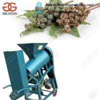 Quality Factory Cheaper PriceAutomatic Castor Seed Shelling Hulling Machine for sale