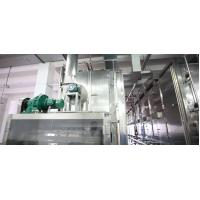 Quality Herb Drying Food Production Machines Carbon Steel Material Large Capacity for sale