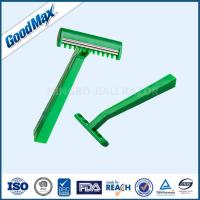 Buy cheap Disposable Plastic Ladies Travel Razor Medical Women Body Razor With Comb from wholesalers
