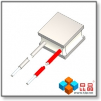 Quality TES1-017 Series (5.0x5.0mm) Peltier Chip/Peltier Module/Thermoelectric Chip/TEC/Cooler for sale