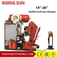 Quality Factory supply mobile used truck repair tire replacing equipment for sale for sale