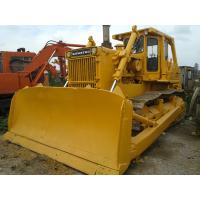 Quality used Komatsu D155A-1 bulldozer D155A-1 komatsu bulldozer new painting with ripper for sale