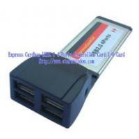 Buy cheap Express USB 2.0 2 Ports Card from wholesalers