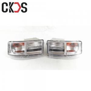 Quality CYZ Truck Fog Lamp Isuzu Body Parts for sale
