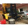 Buy cheap Used Komatsu 10 ton forklift FD100-7 10 ton komatsu forklift from wholesalers