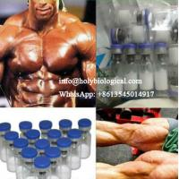 China Human Growth Hormone Supplements 10iu/vial,10vials / kit  Freezed Powder in White on sale