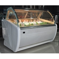 Quality R404a Ice Cream Display Case for sale