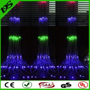 Quality led rainfall light for sale
