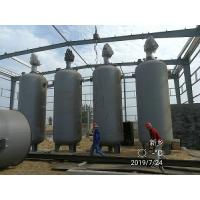 Quality High Speed Sodium Silicate Production Equipment Wet Method 10 Ton / Day for sale