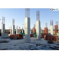 Quality 65 Adjustable Steel Frame Column Formwork Systems Light Weight Column Panel for sale