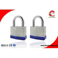 Buy cheap Laminated Padlock With Rubber Protection Lock for Industry Factory Fence Fence from wholesalers