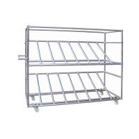 Quality Modular System Stainless Steel Pipe Rack Chrome Plated Connectors for sale