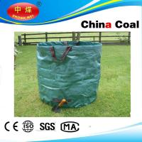 Quality Eco-friendly garden garbage bags foldable bag Shandong China Coal for sale
