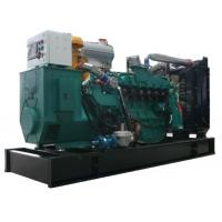 Quality Three Phase Biogas Generator Set , 127V 250KW Biogas Powered Electric Generator for sale