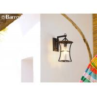 Quality Square Round Vintage Nordic Wall Sconce E27 Bedroom Living Rom Corridor for sale