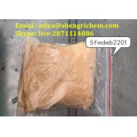 Quality 99% Purity Research Chemicals 5F MDMB 2201 Yellow Powder CAS 1971007-91-6 for sale