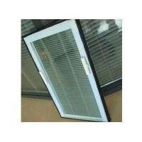 Buy cheap Tilt & Lift -Magnetically Operated Blinds Closed Together To The Top (Handels on both sides) from Wholesalers