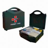 Quality Home Emergency First Aid Kit with Wall Bracket for sale
