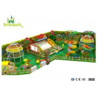 Amazing Child'S Play Indoor Playground  Anti - Skid For Amusement Park