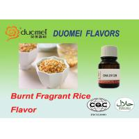 Quality Burnt Fragrant Rice Cold Drink Flavours Colorless To Light Yellow for sale