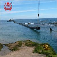China High Toughness HDPE Water Supply Pipe Abrasion Resistance Easy Installation on sale