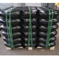 Buy Wrought Weldable Elbows , Industrial Carbon Steel Pipe Elbow With NPS at wholesale prices