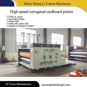 China Electric Automatic Flexo Printing Machine , Pp Woven Bag Printing Machine on sale
