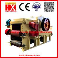 China drum wood chipper with hydraulic system easy operation high quality output on sale