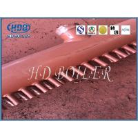 Quality Steel Manifold Headers Boiler Replacement Parts For Steam Boilers With Welded Ends for sale